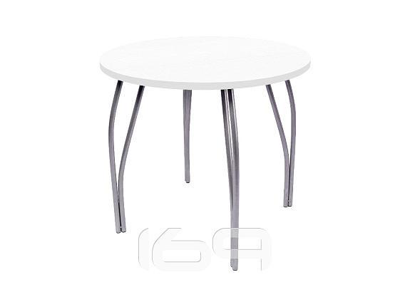 Купить Стол обеденный круглый LС (ОС-11) Белое дерево в интернет магазине. Цены, фото, описания, характеристики, отзывы, обзоры