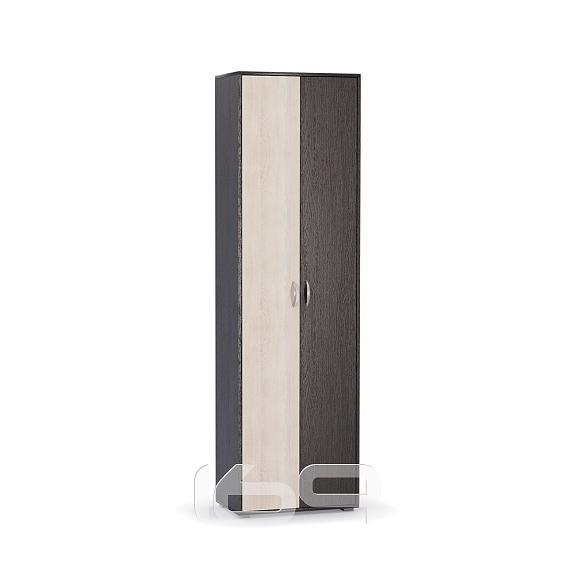Купить Шкаф для одежды Глория 102 Дуб паллада/ Венге в интернет магазине. Цены, фото, описания, характеристики, отзывы, обзоры