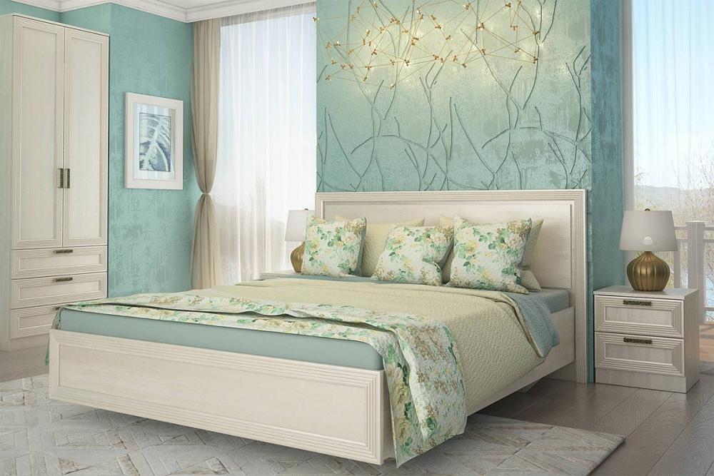 Спальня Орион-2 Ясень шимо светлый/ Лён фото