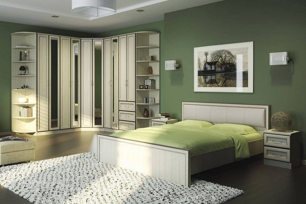 Спальня София-3 Cilegio nostrano фото