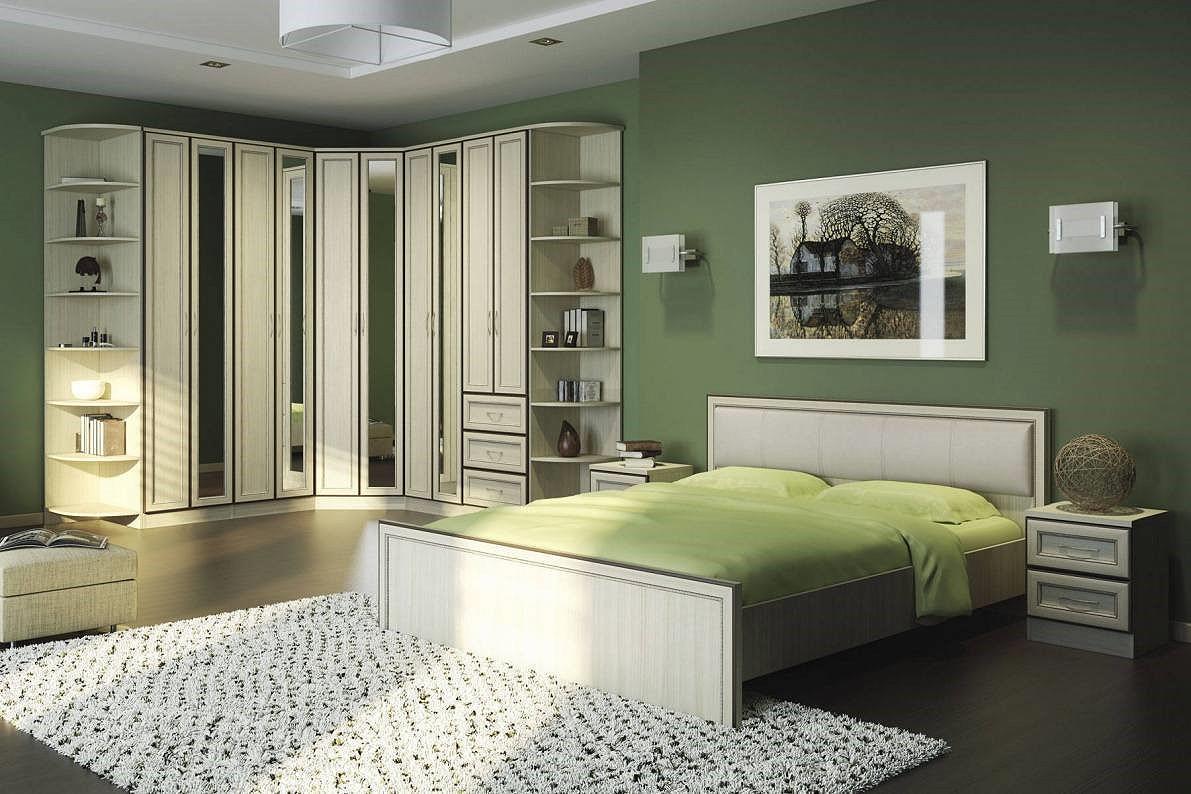 Спальня София-3 Cilegio nostrano