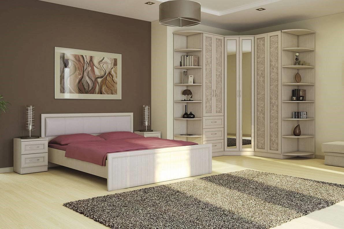 Спальня София-4 Ciliegio nostrano/ Granite rose