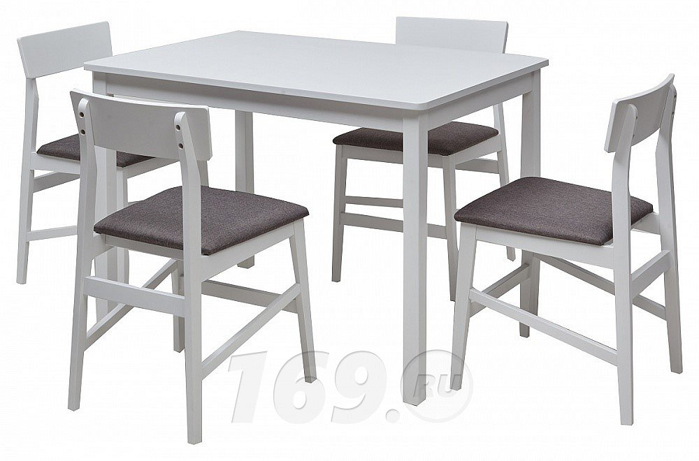 Комплект ТDF-1509 + СDK-1144 (1+4) WHITE (CP4231CF30-A)/FX023-2C ткань светло-коричневая