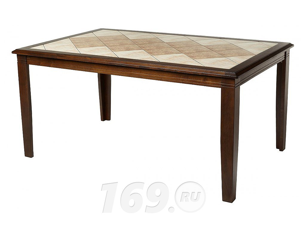 Стол LT T09212HO HONEY OAK #K115/ плитка 2 тона