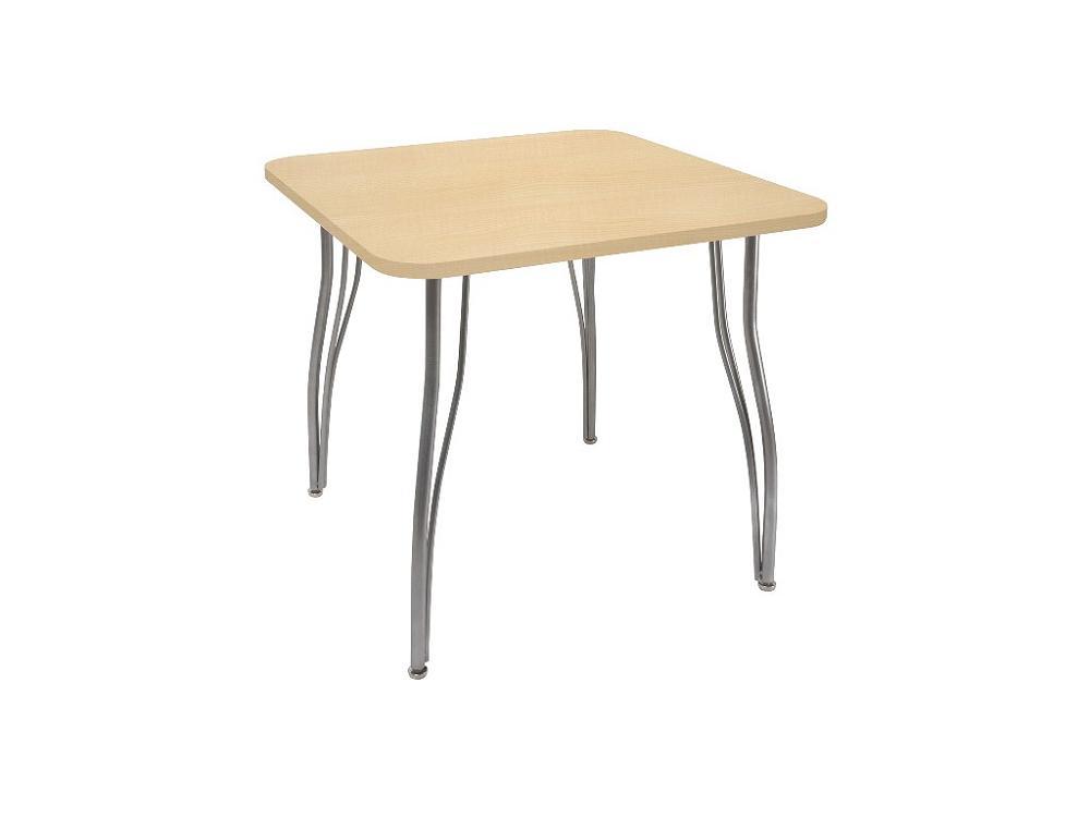 Стол обеденный квадратный LС (ОС-12) Медовое дерево фото