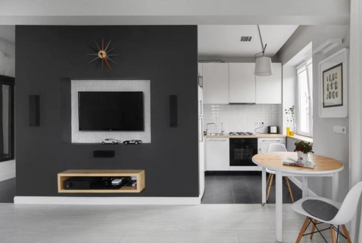 Современный интерьер в квартире