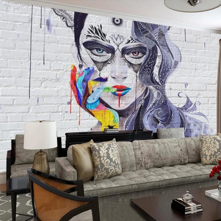 Beibehang пользовательские обои для гостиной спальни роспись
