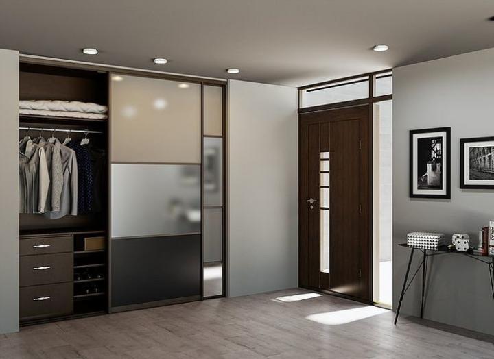 Экономьте пространство с помощью функциональных шкафов-купе