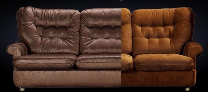 Какой вариант обивки дивана выбрать?